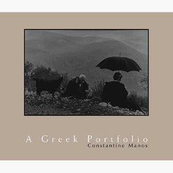 A Greek Portfolio by Constantine Manos - Signed, Out of Print