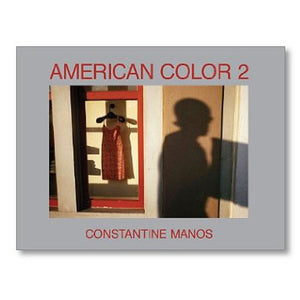 American Color 2 by Constantine Manos - Signed