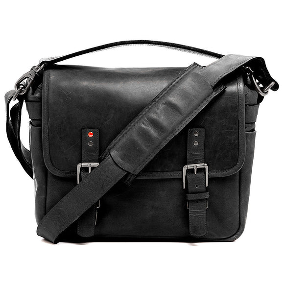 ONA Berlin II - Leica M-System Leather Camera Bag - Black