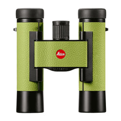 Leica Ultravid Colorline 10 x 25 Binocular -  Apple Green