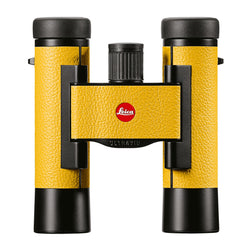 Leica Ultravid Colorline 10 x 25 Binocular - Lemon Yellow