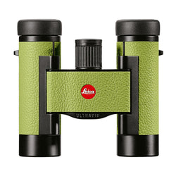 Leica Ultravid Colorline 8 x 20 Binocular - Apple Green