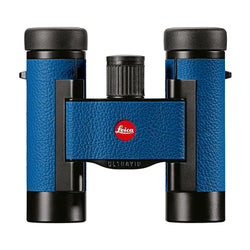 Leica Ultravid Colorline 8 x 20 Binocular - Capri Blue