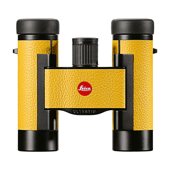 Leica Ultravid Colorline 8 x 20 Binocular - Lemon Yellow