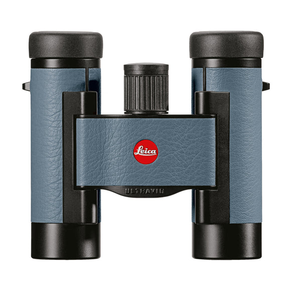 Leica Ultravid Colorline 8 x 20 Binocular -Dove Blue