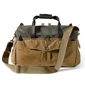 Filson Original Sportsman Camera Bag, Otter Green/Tan