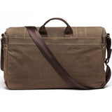 ONA Union Street Camera and Laptop Bag - Ranger Tan
