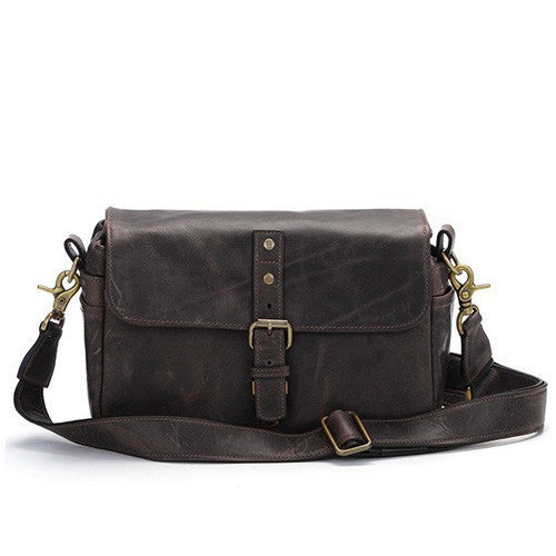 ONA Bowery Camera Bag - Dark Truffle