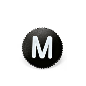 Leica M Soft Release Button, 8mm, Black
