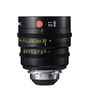 Leica Summicron-C 21mm T2.0 - PL Mount (Markings in Feet)
