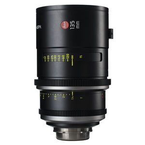 Leica Summilux-C 135mm T1.4 - PL Mount (Markings in Feet)