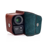 Arte di Mano Leather Pouch for Leica EVF2 - Rally Volpe