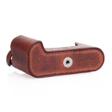Arte di Mano Half Case for Leica M/M-P (Typ 240) with Multifunction Handgrip- Rally Volpe