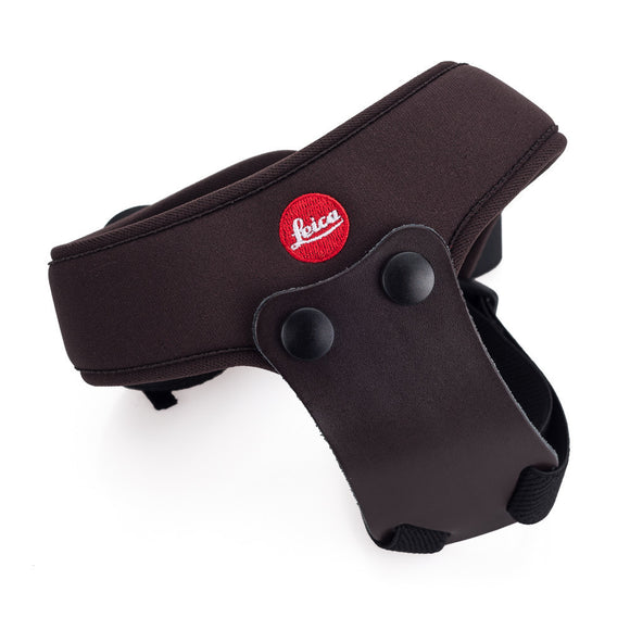 Leica Neoprene Binocular Sport Strap- Chocolate Brown