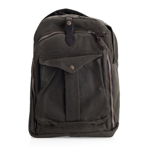 Filson Photographer's Backpack, Otter Green
