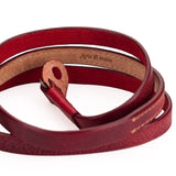 Arte di Mano Comodo Neck Strap - Rally Bordo