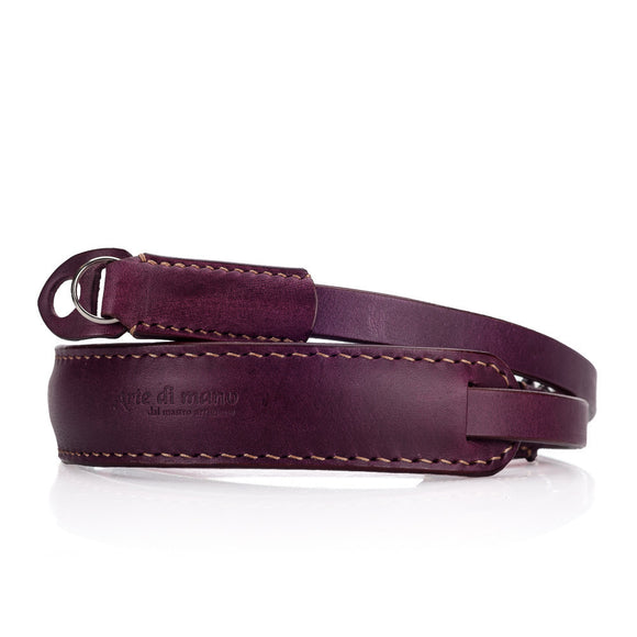Arte di Mano Classic Neck Strap - Buttero Purple
