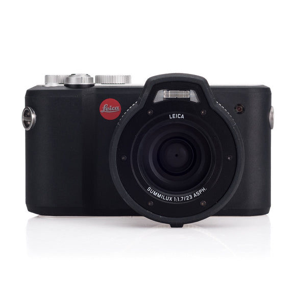 Certified Pre-Owned Leica X-U (Typ 113) with Floating Carrying Strap, Extra Battery