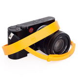 Leica T Silicon Accessories_Neck Strap, Yellow