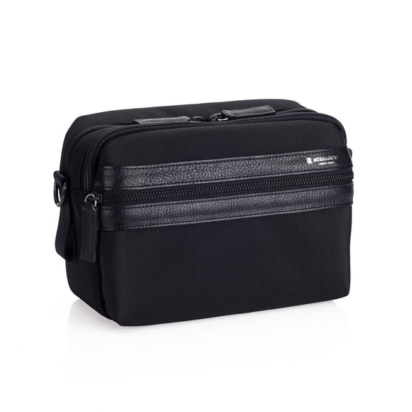 Artisan & Artist LNCAM 1000 Nylon Camera Bag, Black
