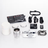 Leica M9-P White Edition Set - 23/50
