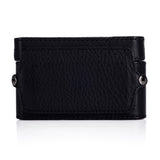 Arte di Mano Leica T (Typ 701) Full Case + Screen Cover - Minerva Black with Black Stitching
