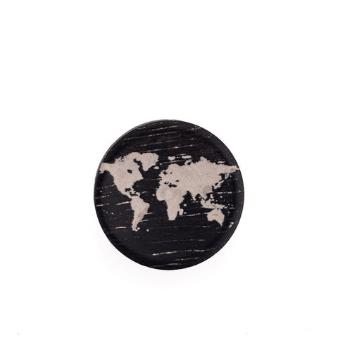 Artisan Obscura Earth (Ebony), Large Concave Soft Release