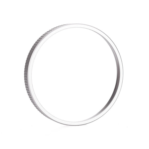 Leica X (typ 113) Lens Cover Ring, Silver