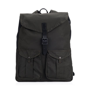 Filson Harvey Backpack, Magnum Black