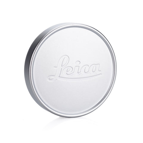 Leica Cap for 50mm f/2.8 Silver