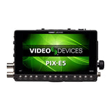 Video Devices PIX-E5 - 5-inch 4K Video Recording Monitor