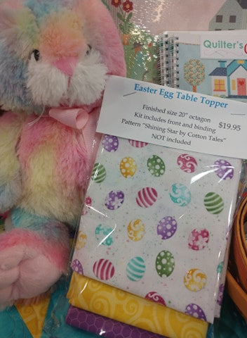 Easter Egg Table Topper Project Kit