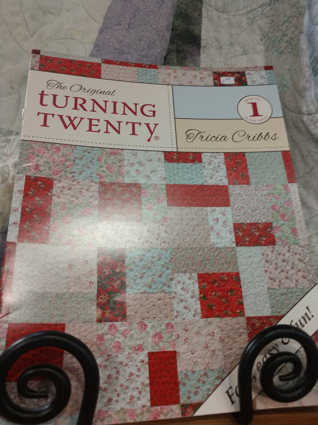 Turning Twenty Pattern Book