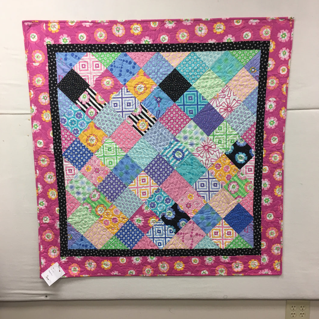 Sample Children's Quilt #198