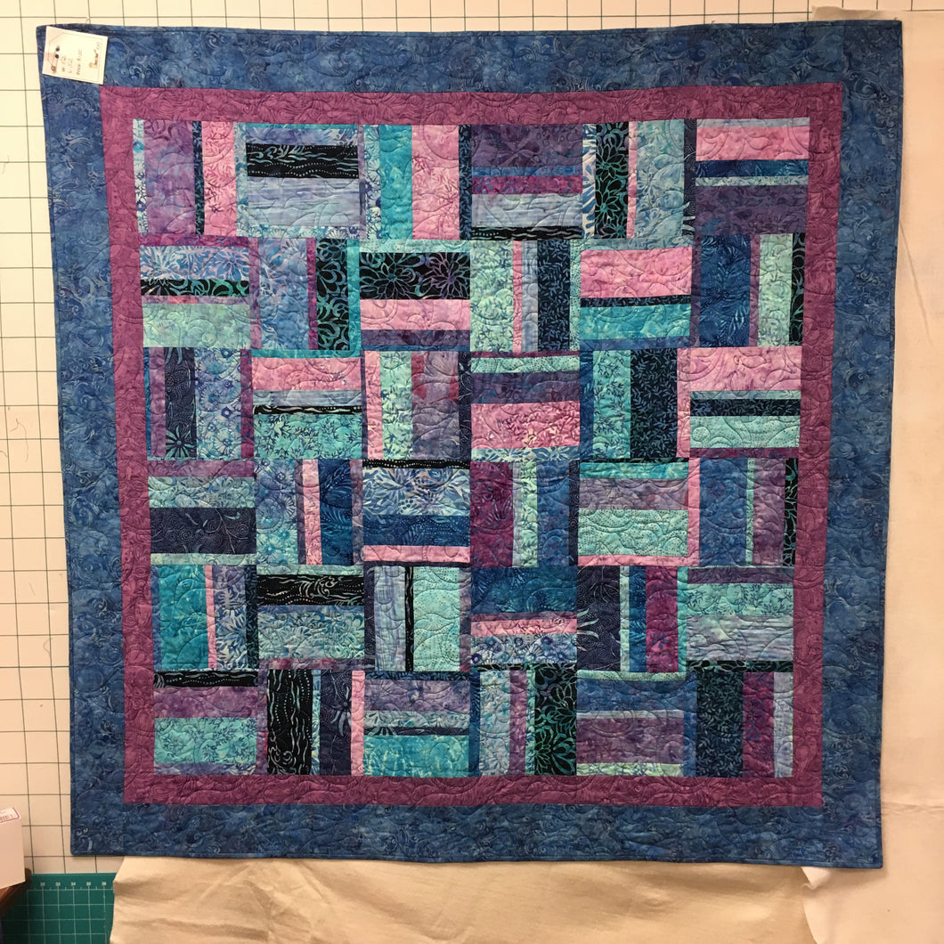 Sample Children's Quilt #339