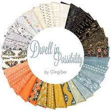 Load image into Gallery viewer, Dwell in Possibility by Moda Fat Quarter Bundle
