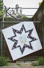 Load image into Gallery viewer, Cutie Patootie by Amy Hamberlin Quilt Pattern