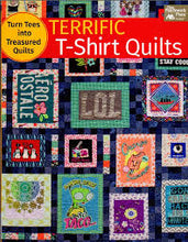 Load image into Gallery viewer, Terrific T-Shirt Quilts