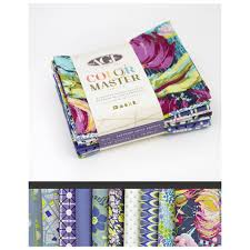 AGE Color Master Sapphire Shine Edition Fat Quarter Bundle