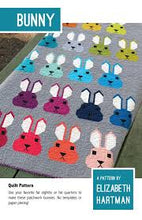 Load image into Gallery viewer, Bunny by Elizabeth Hartman Quilt Pattern