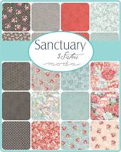 Load image into Gallery viewer, Sanctuary by Moda Jelly Roll