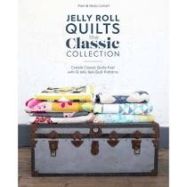 Jelly Roll Quilts-The Classic Collection Book
