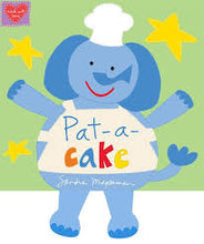 Load image into Gallery viewer, Pat- A - Cake Book Fabric Panel