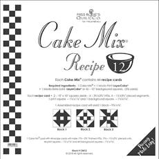 Miss Rosie's Quilt Co. Cake Mix Recipe Book 12