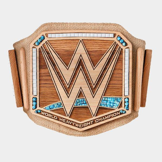 Daniel Bryan Eco-Friendly WWE Championship Replica Title