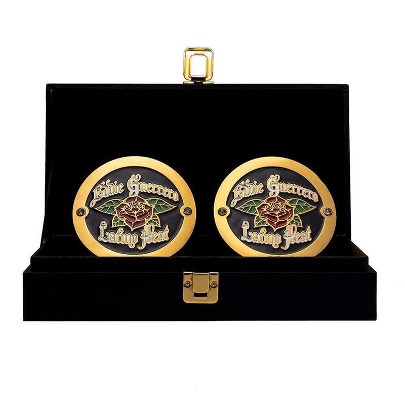 Eddie Guerrero Legends Championship Replica Side Plate Box Set - Dichini
