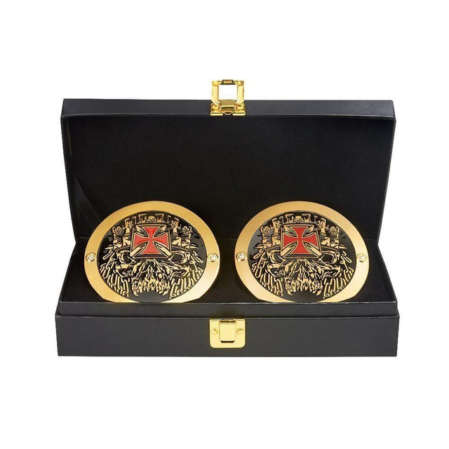 Triple H Championship Replica Side Plate Box Set