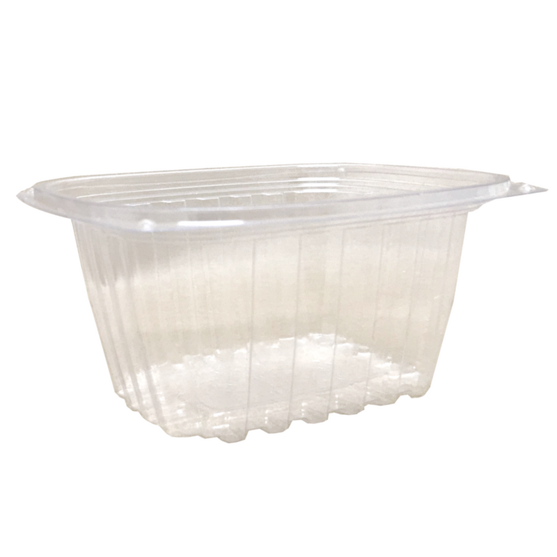 16OZ Rectangular Deli Container w/Lid EP-RC16, 300/CS