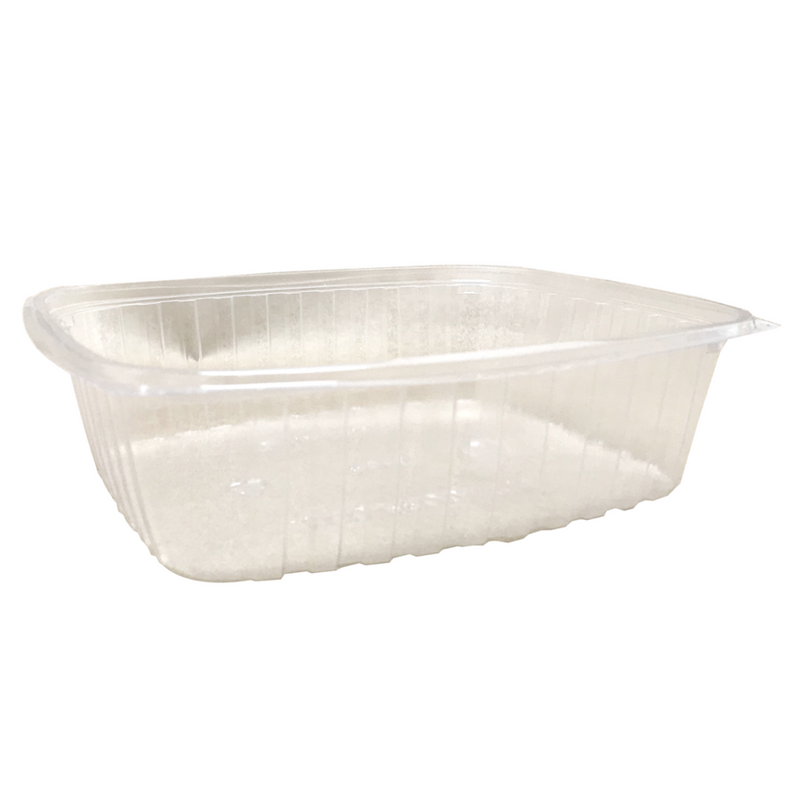 48OZ Rectangular Deli Container w/Lid EP-RC48, 200/CS