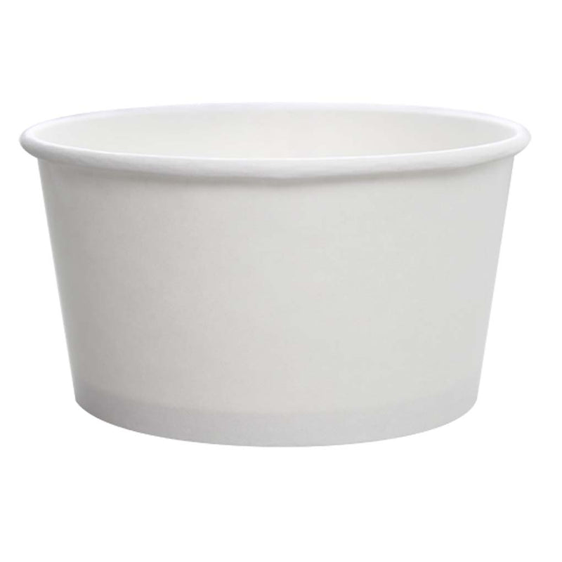 Paper Food Container 24OZ White 142-24